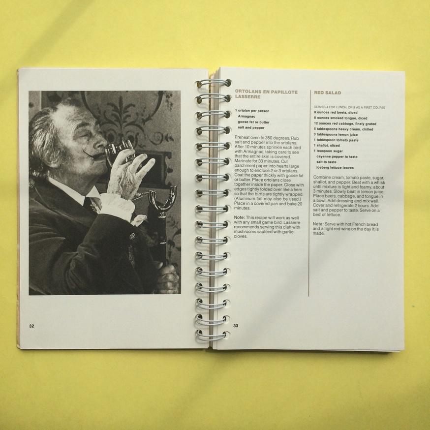 The Museum of Modern Art Artists' Cookbook  thumbnail 3