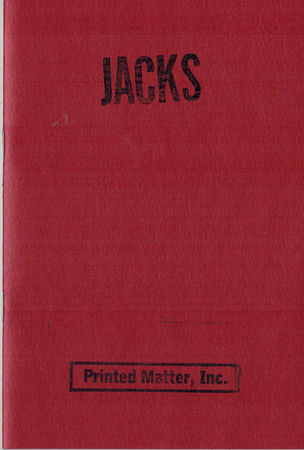 Robert Jacks: Twelve Selected Pages