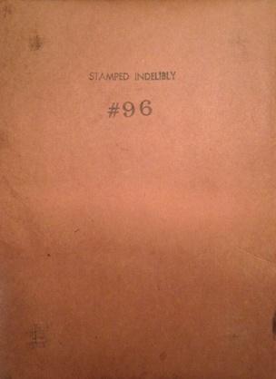 Stamped Indelibly (Portfolio with 14 signed/stamped works)