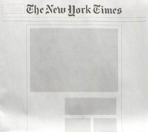 Nothing in The New York Times