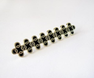 Japanese Maille Pin