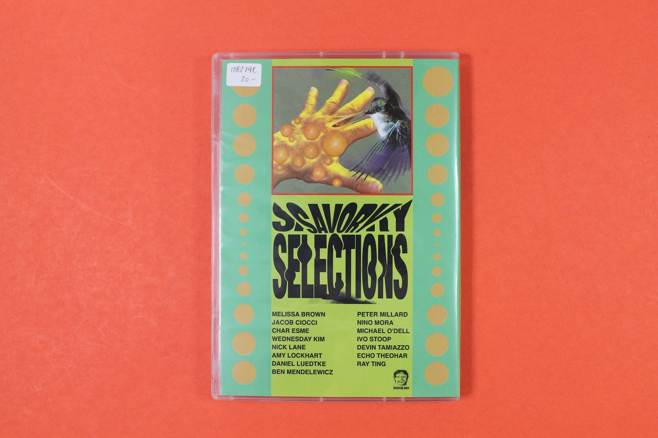 Savory Selections DVD thumbnail 2