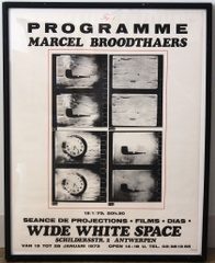 Wide White Space, Antwerp, 1973