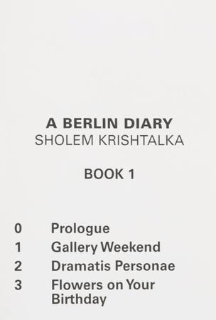 A Berlin Diary [6 Books]