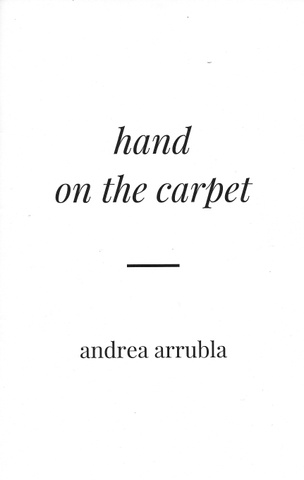 Hand on the Carpet