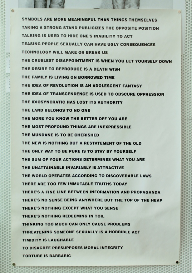 Truisms, 1977 - 1979 thumbnail 3