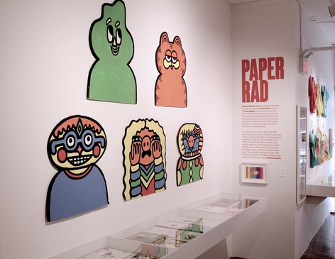 Paper Rad: The Zines of Paper Rad