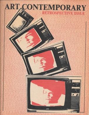 La Mamelle Magazine, Art Contemporary