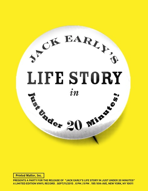 Jack Early's Life Story In Just Under 20 Minutes