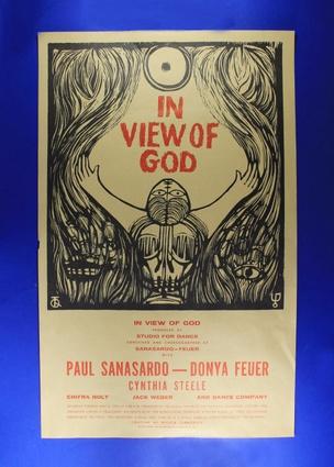 In View of God : Paul Sanasardo/Donya Fever