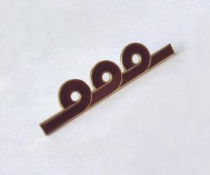 3 Loop Pin