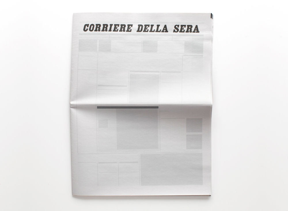Nothing in Corriere Della Sera