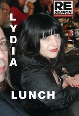 Lydia Lunch Pocketbook