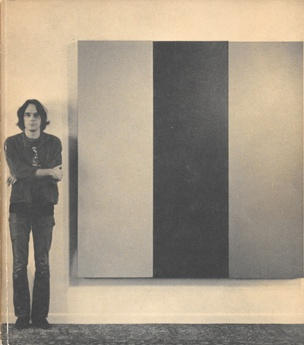 Brice Marden : The Solomon R. Guggenheim Museum, New York 1971