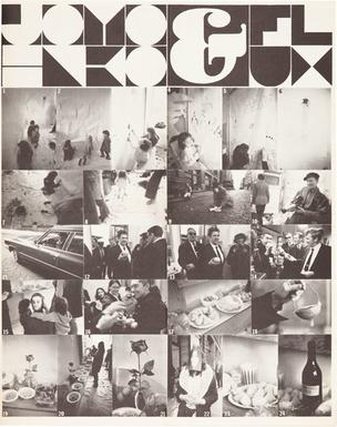 VTRE No. 9 : John & Yoko & Flux (1970)