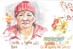 Brooklyn Hope Gardens Seniors Postcards (set of 17)