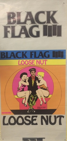 Loose Nut Poster