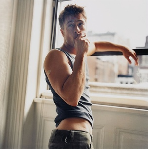 Brad Pitt, 1999
