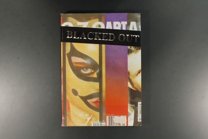 Blacked Out Magazine