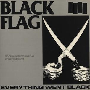 Everything Went Black [LP with ephemera]