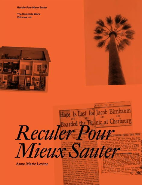 Reculer pour Mieux Sauter:  The Complete Work, Volume 1­–12- By Anne-Marie Levine