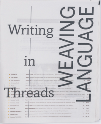 Writing in Threads