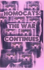 Homo Cats: The War Continues