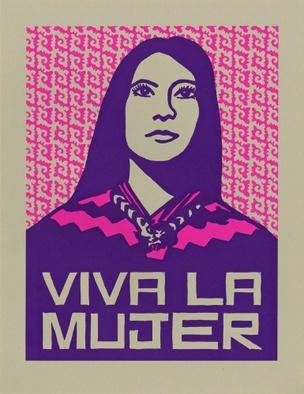 Viva La Mujar Print