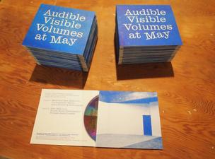 Audible, Visible Volumes at May
