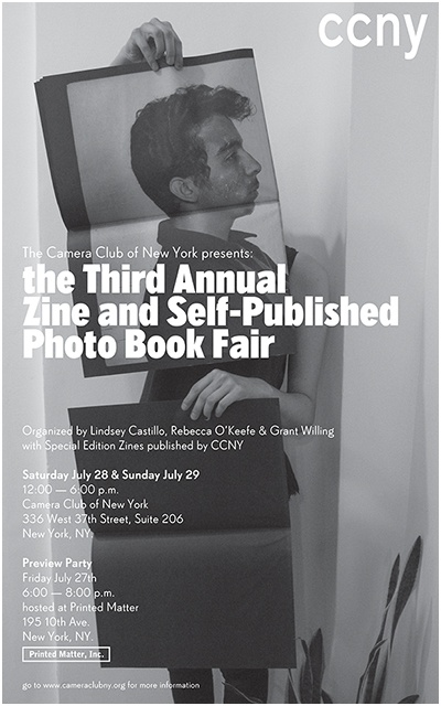 Opening Reception at PM for the <i>Zine and Self-Published Photobook Fair</i>
