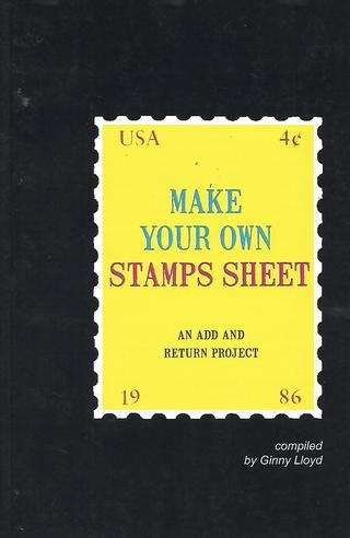 Make Your Own Stamps Sheet