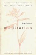 Méditation : Un Oeuvre Commandeé par le CEAAC au Nom de la Ville de Strasbourg et Installée en Juin 1996 dans les Jardins de l'Université
