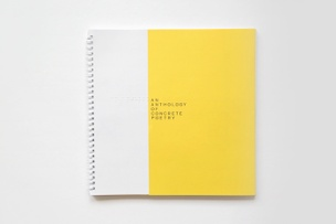 An Anthology of Concrete Poetry (Braille Edition)