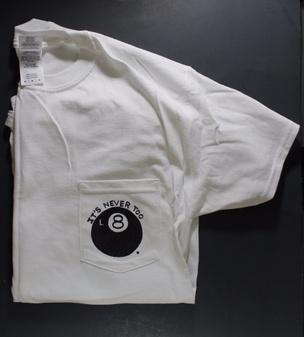 L8 Shirt (white)