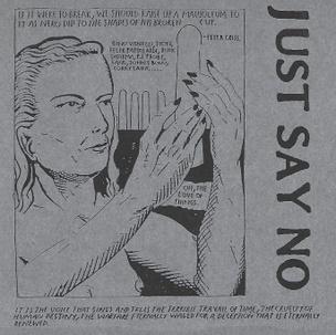 """Just Say No [7""""]"""