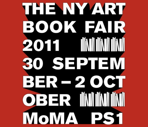 Printed Matter's 2011 NY Art Book Fair