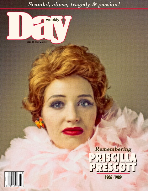 Lenae Day - Performance -  Remembering Priscilla Prescott