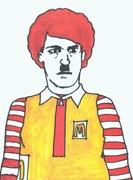 Ronald McHitler Poster