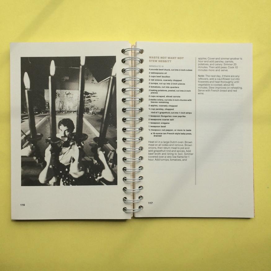 The Museum of Modern Art Artists' Cookbook  thumbnail 7