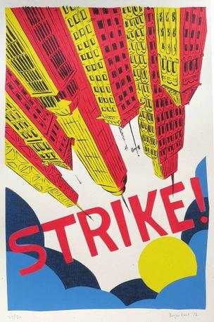 Strike! Print
