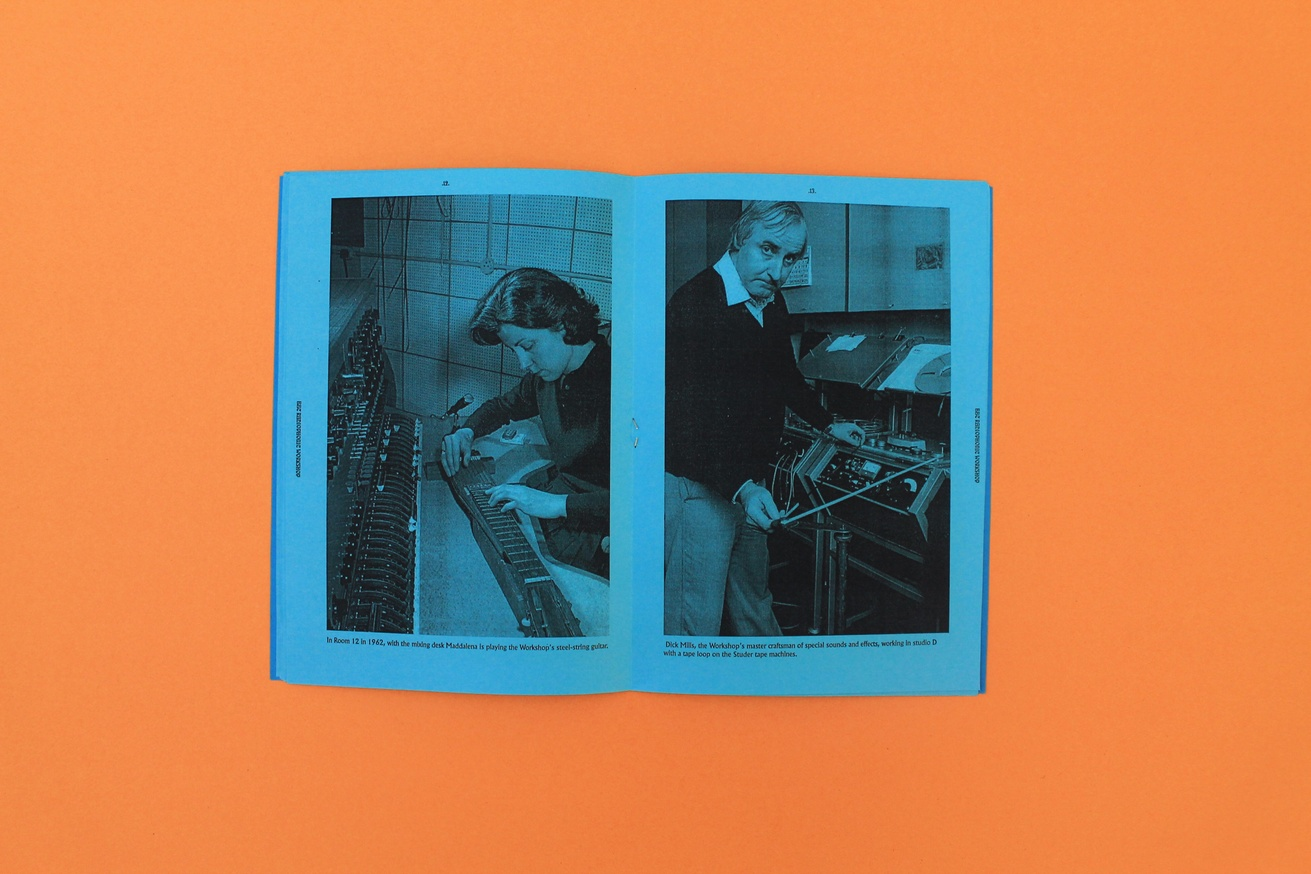 BBC Radiophonic Workshop : The First Years thumbnail 6